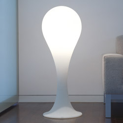 Liquid Light DROP_4 | Lámparas de pie | next