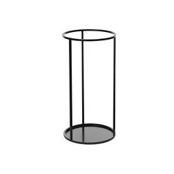 RACK Umbrella Stand / Side Table | Mesas auxiliares | Schönbuch