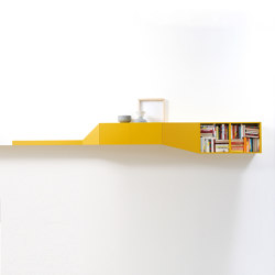 Hillside Bookcase | Sideboards | ARFLEX