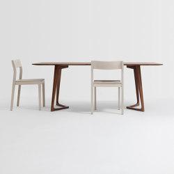 Twist rectangular | Dining tables | Zeitraum