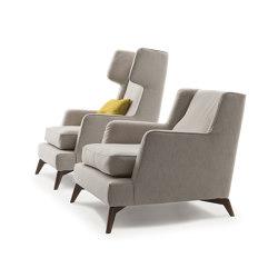 680 Class Low back armchair, high back armchair, small armchair | Armchairs | Vibieffe