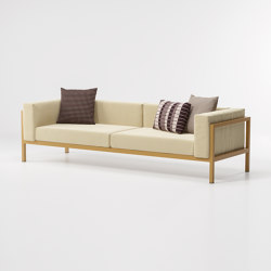 Landscape 3 Seater Sofa | Sofas | KETTAL