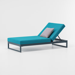 Landscape lounger with 5-position | Tumbonas | KETTAL