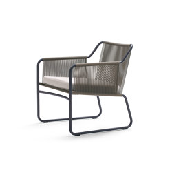 HARP 368 Lounge Chair | Poltrone | Roda