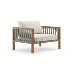 MISTRAL 101 1-Seater Sofa | Armchairs | Roda