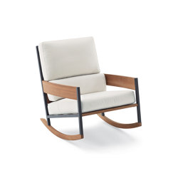 NAP 082  Rocking Chair | Sessel | Roda