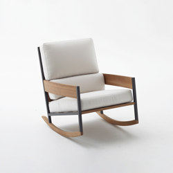 NAP 082  Rocking Chair | Sillones | Roda