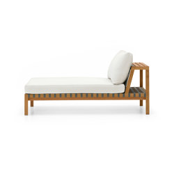 NETWORK 140 Chairse-Longue | Chaise longues | Roda