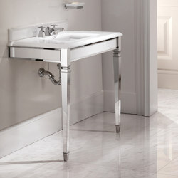 Claridge Console | Wash basins | Devon&Devon