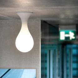 Liquid Light DROP_1 small | Lámparas de techo | next