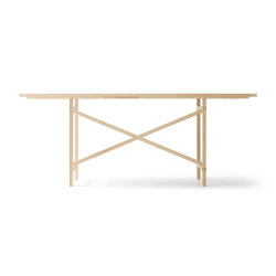 Egon | Dining tables | Nils Holger Moormann