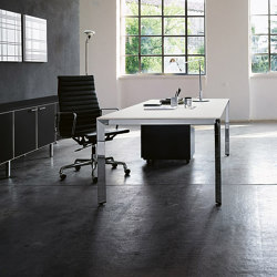 Diamond EVO executive | Desks | Sinetica Industries