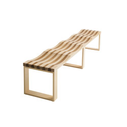 SIDEbySIDE SBSS2T/SBSE2T | Benches | Karl Andersson & Söner
