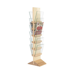 Front Freestanding FRDT 2566 | Display stands | Karl Andersson & Söner