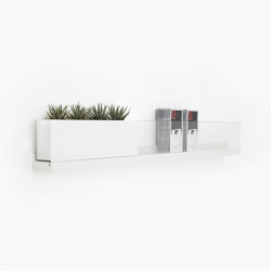 Front Plant FR2V150, FRGLV250, FRK2100 | Shelving | Karl Andersson & Söner