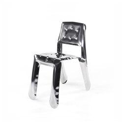 Chippensteel 0.5 Chair Inox   Chairs   Zieta