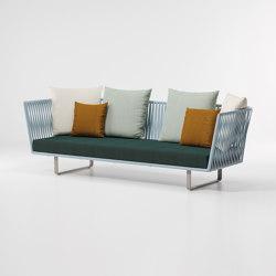 Bitta 3 seater sofa | Sofás | KETTAL