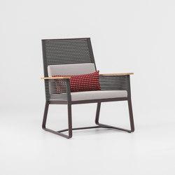 Landscape club armchair teak | Sillones | KETTAL