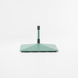 Objects umbrella base | Pieds de parasol | KETTAL