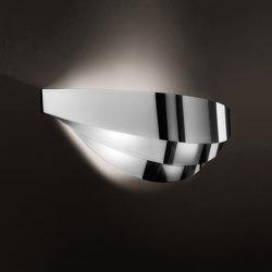 Uriel AP P chrome   Wall lights   Axolight