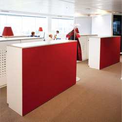 BuzziBack | Sound absorbing wall systems | BuzziSpace