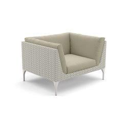 MU Lounge chair   Armchairs   DEDON