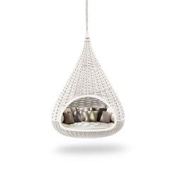 NESTREST Hanging lounger | Swings | DEDON