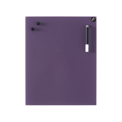 CHAT BOARD® Classic - Aubergine | Flip charts / Writing boards | CHAT BOARD®