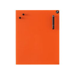 CHAT BOARD® Classic - Orange | Flip charts / Writing boards | CHAT BOARD®