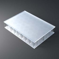big AIR-board® UV satin   opal   Plaques en matières plastiques   Design Composite