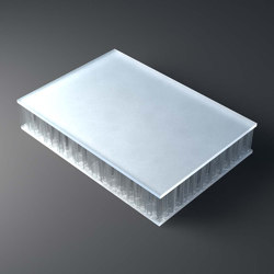 chaos AIR-board® UV satin | opal | Synthetic panels | Design Composite