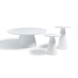 Conic table | Mesas de centro | COR