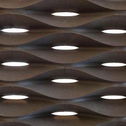 Muri Di Pietra | Onda | Sistemi di pareti divisorie | Lithos Design