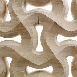 Muri Di Pietra | Traccia | Sistemi di pareti divisorie | Lithos Design