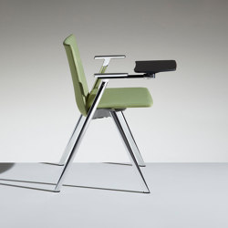 HL3 Tip-up chair | Chairs | Lamm