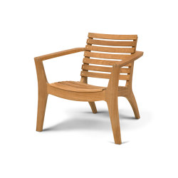 Regatta Lounge Chair | Armchairs | Skagerak