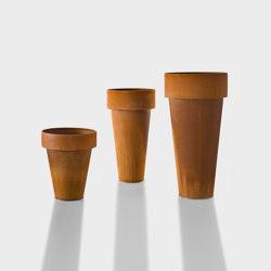 Delta and Omega | Pots de fleurs | De Castelli