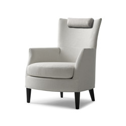 Dragonfly High Armchair | Armchairs | MACAZZ LIVING INTERIORS