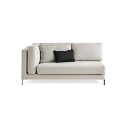 Slim Left corner module | Sofas | Expormim