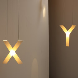 Xy pendant lamp | Suspended lights | Cordula Kafka