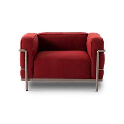 LC3 Outdoor Armchair | Armchairs | Cassina