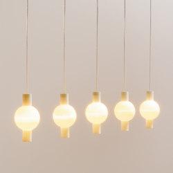 Trou Pendelleuchte | Suspended lights | Cordula Kafka