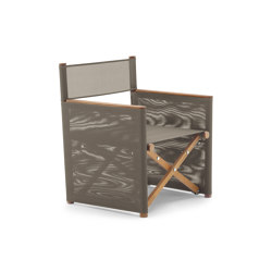 ORSON 002 director lounge chair | Sessel | Roda