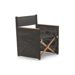 ORSON 002 director lounge chair | Sillones | Roda
