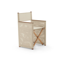 ORSON 001 director chair | Sillas | Roda