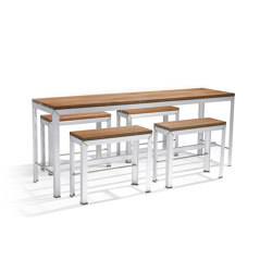 Extempore high table | Standing tables | extremis