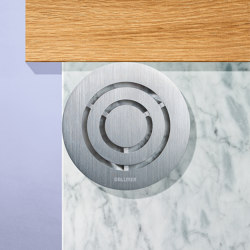 Design grates | Dimensions series | Plate drains | DALLMER