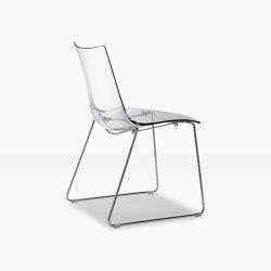 Zebra Antishock sledge frame | Chairs | SCAB Design