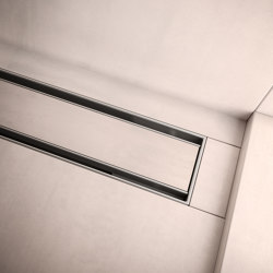 TECEdrainline | Linear drains | TECE