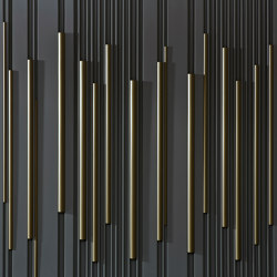 Bamboo | Wall Panel | Wall panels | Laurameroni